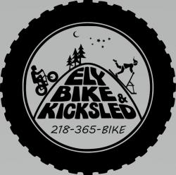 Ely Bike & Kicksled (Including Bike Rental)