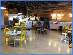 The Hive Coffee & Bakehouse